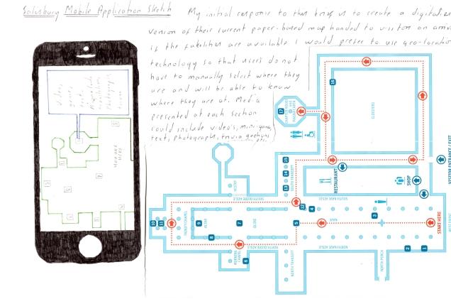 Initial App Idea